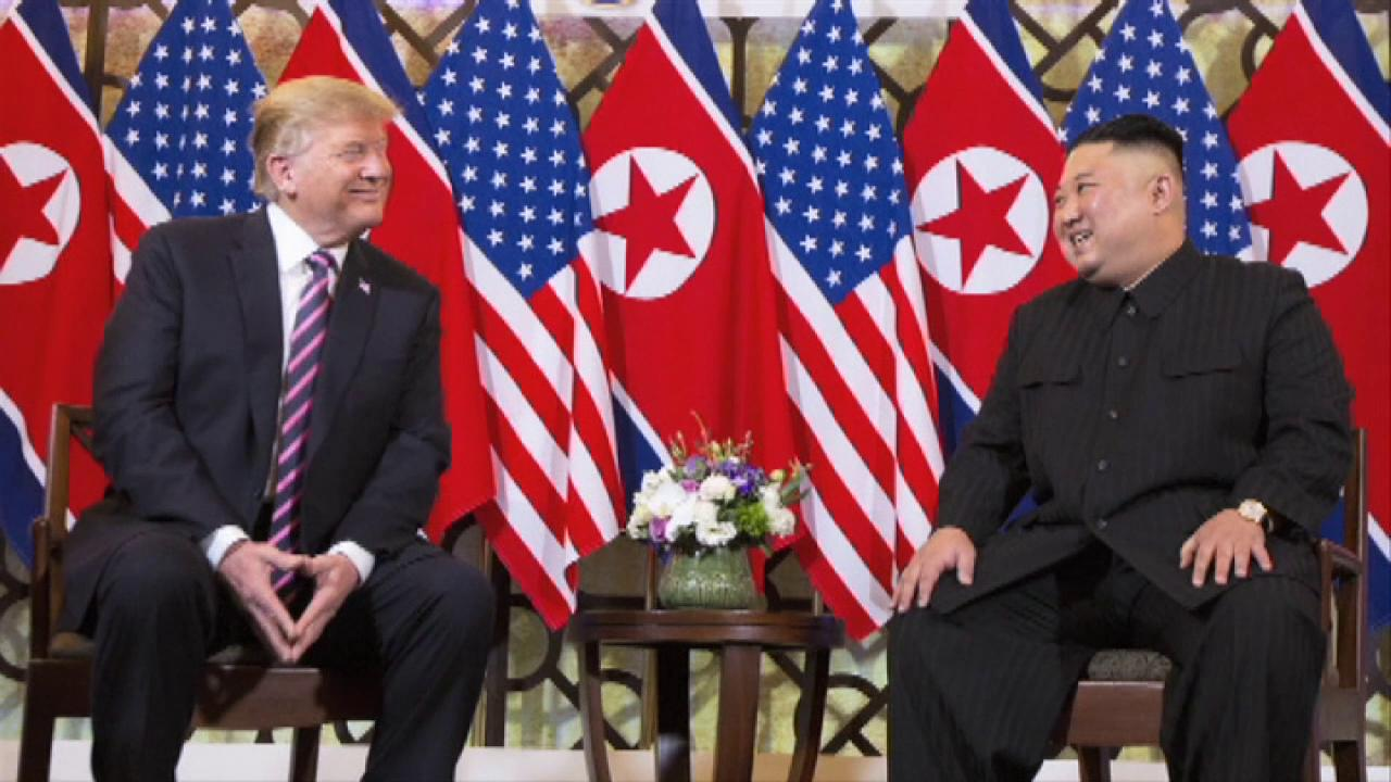 Another summit between president Trump and Kim Jong Un may be approaching