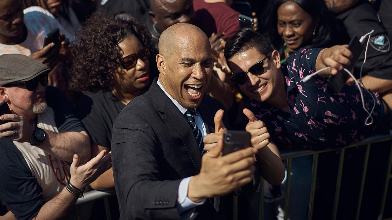 Westlake Legal Group 694940094001_6025996567001_6025995046001-vs Booker pushes plan to cut taxes for workers by hiking capital gains tax Paul Steinhauser fox-news/politics/2020-presidential-election fox-news/politics fox-news/person/cory-booker fox news fnc/politics fnc eb99f55a-356c-5fd0-a5ec-2f8f67e45383 article