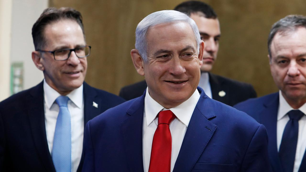 بنیامین نتانیاهو نخست وزیر بلندپایه اسرائیل است