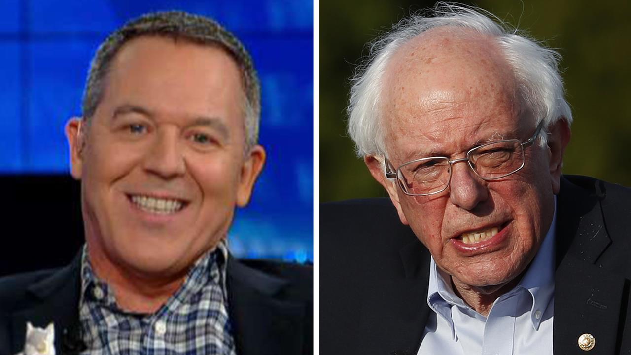Gutfeld: Questions I'd ask Bernie Sanders