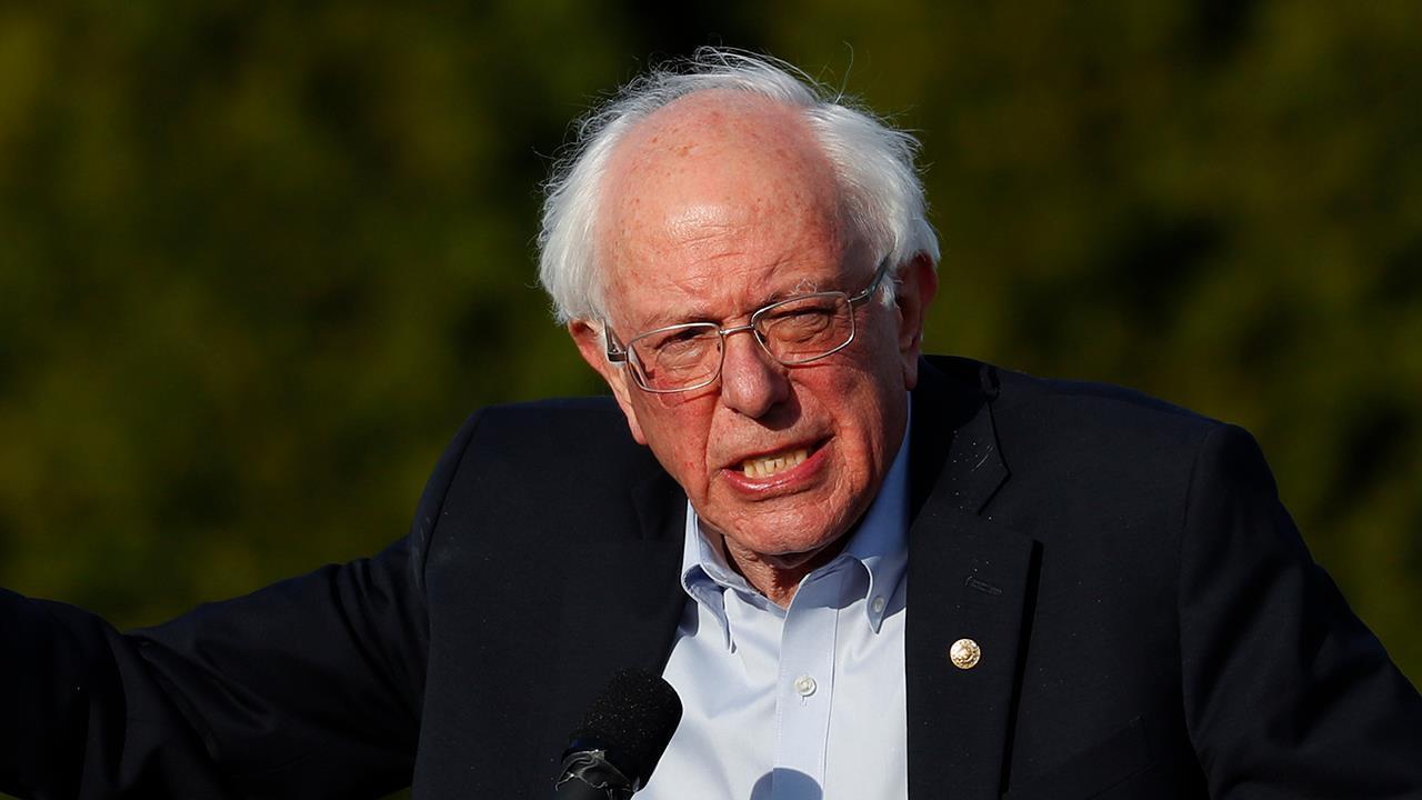 Westlake Legal Group 694940094001_6026516123001_6026516192001-vs Bernie Sanders blasts critics claiming he's 'too old' to run: 'Follow me around the campaign trail' Jennifer Earl fox-news/topic/fox-news-flash fox-news/person/bernie-sanders fox news fnc/politics fnc article 7bfabe01-d1cc-5119-8259-1472108be755