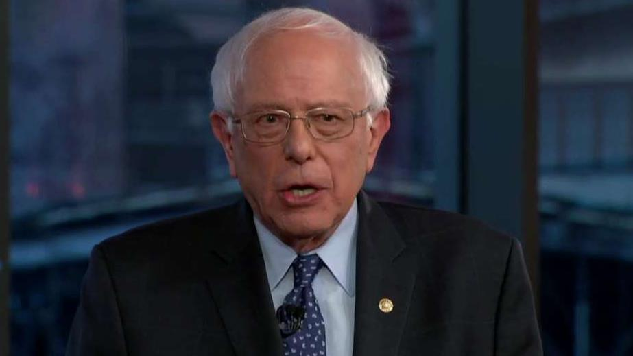 Bernie Sanders: We need sensible immigration reform, we don't need to demonize immigrants