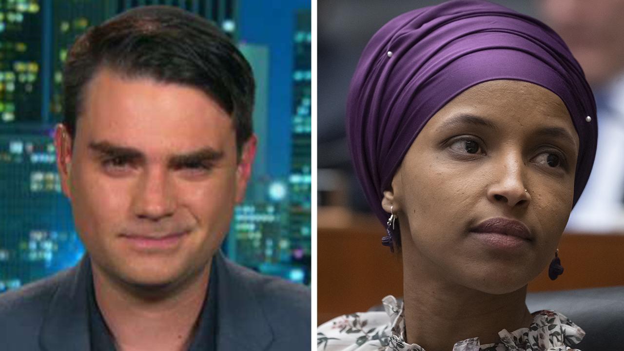 Shapiro: Omar has a history of not taking terrorism seriously