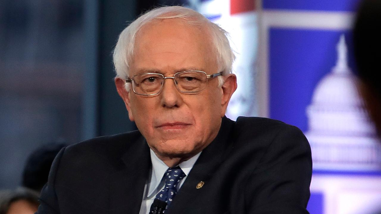 Bernie Sanders defends personal income, 'Medicare-for-all' devise during Fox News city hall