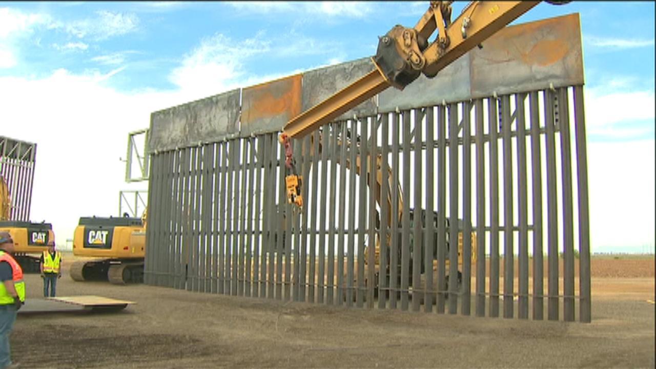 Westlake Legal Group 694940094001_6026779982001_6026779741001-vs Pentagon approves plan to shift $1.5B for wall along US-Mexico border Lucas Tomlinson fox-news/topic/border-wall fox-news/politics/defense/pentagon fox news fnc/politics fnc Brooke Singman article 0b588fed-d3b6-5f92-a9e2-893a42de8ac6