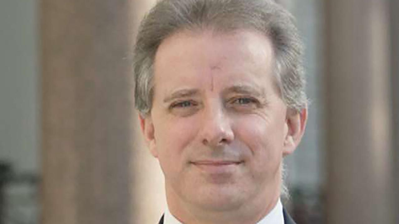 Judicial Watch sues FBI for records of communications and payments to Christopher Steele