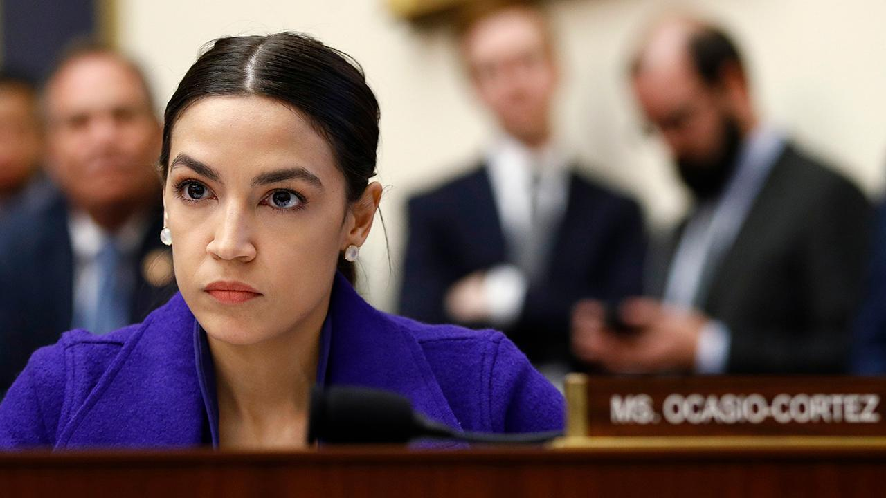 Ocasio-Cortez renews call to abolish ICE