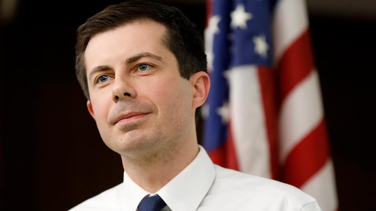 NBC News slammed over fawning profile of Pete Buttigieg that