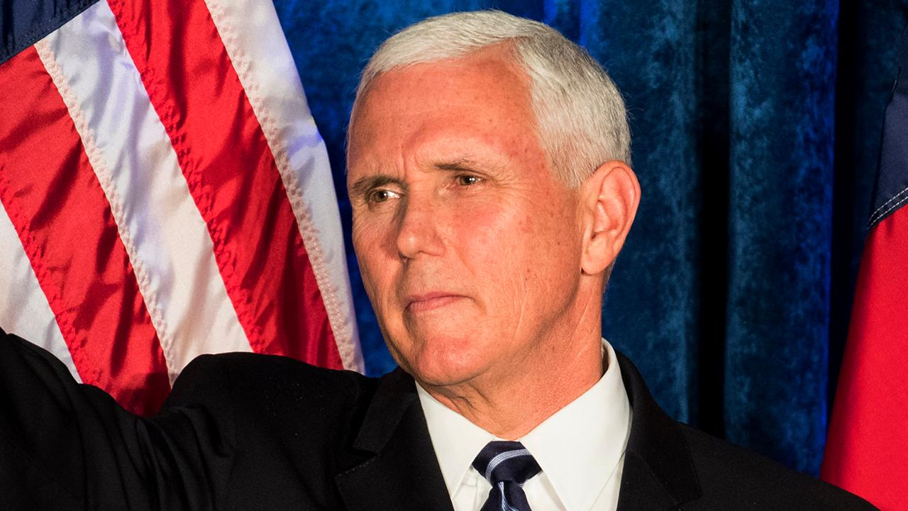 Pence's commencement invite draws controversy at small Indiana university
