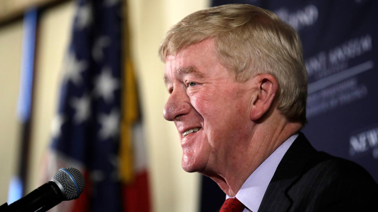Bill Weld: I'm in second place in the Republican primary