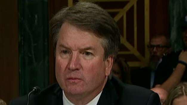 Time magazine under fire for putting Brett Kavanaugh on 100 most influential list