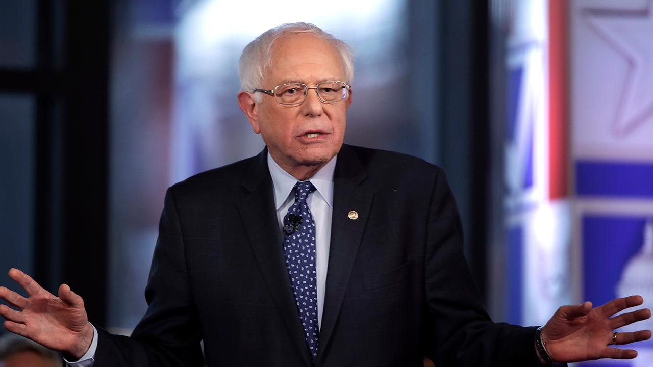 Why won't Bernie Sanders admit he's a capitalism success story?