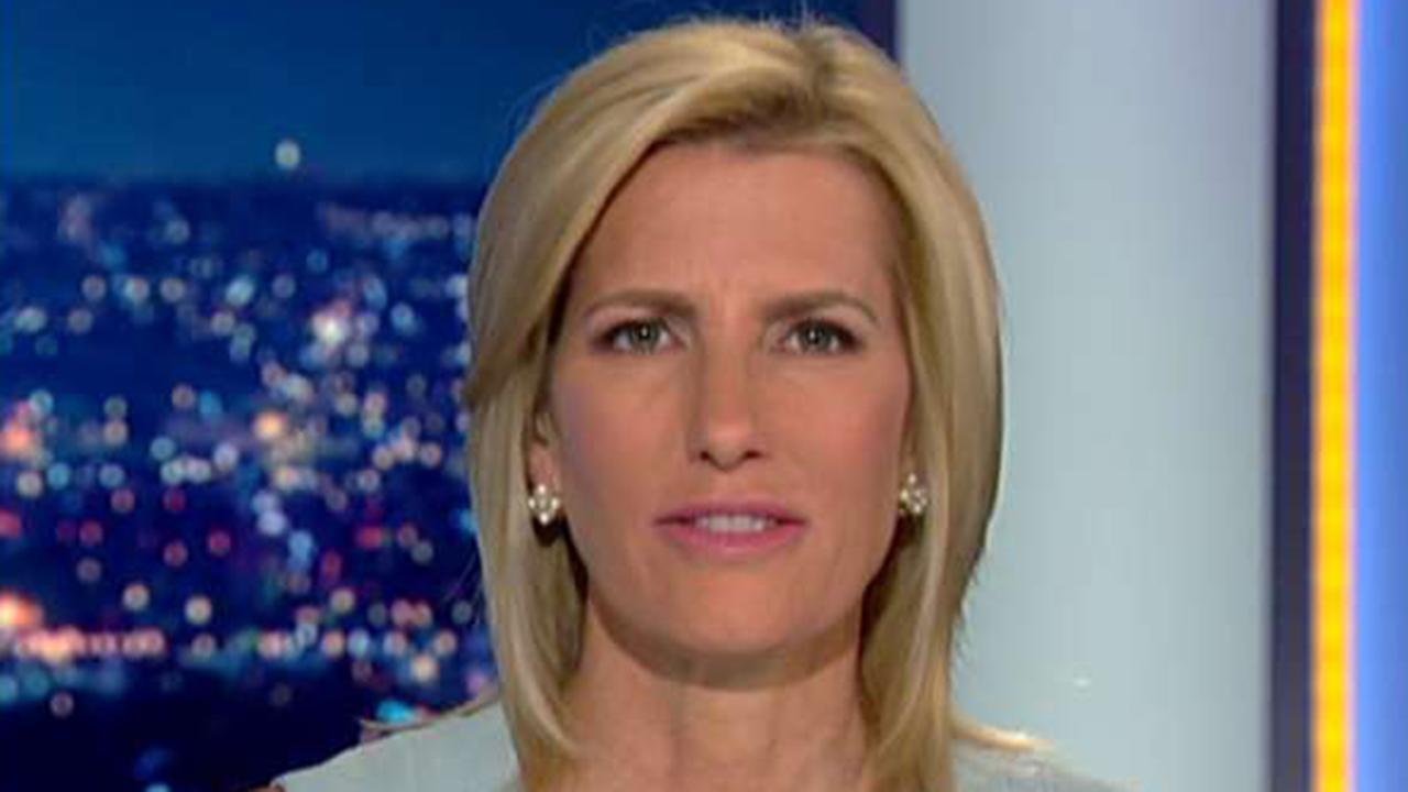 Laura Ingraham: 'Time' is up for anti-Trump fanatics, with their Russian collusion delusion and 'best ...