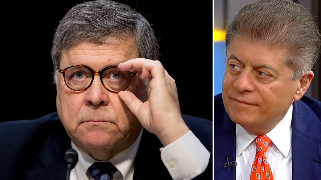 Judge Napolitano: Democrats will use anything they can from the Mueller report to undermine Trump