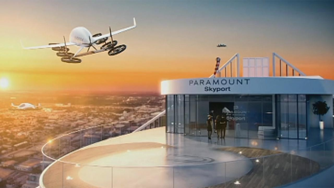 Westlake Legal Group 694940094001_6027663310001_6027667410001-vs Developer in Miami adds 'skydeck' for flying cars to luxury building fox-news/tech fox-news/newsedge fox news fnc/tech fnc Brett Larson article 555fab45-916c-5b37-8a24-9fb47a385b1b