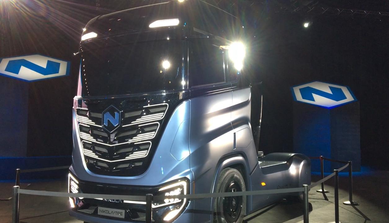 Zero-emission semi-trucks will hit the road soon