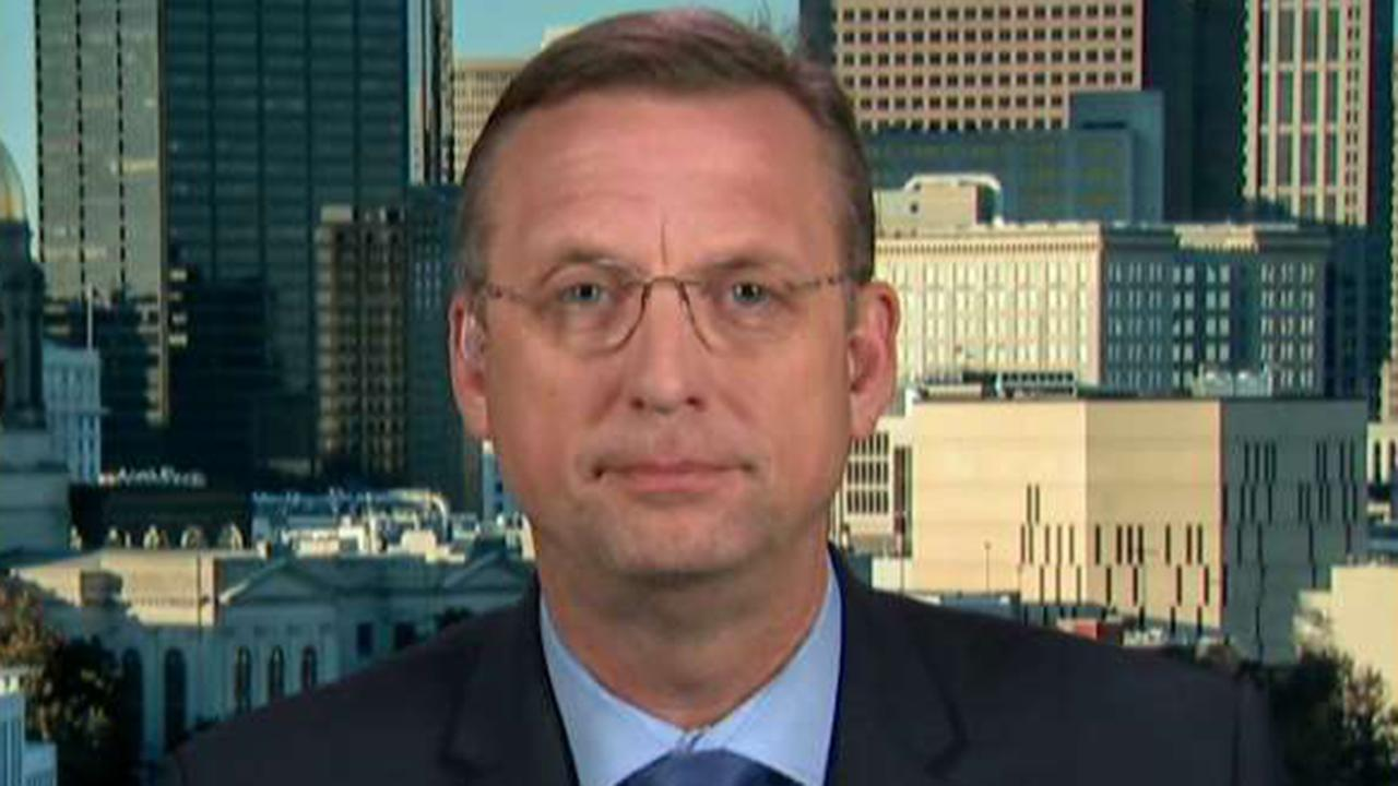 Rep. Doug Collins on release of the Mueller report: Good day for transparency, bad day for Democrats
