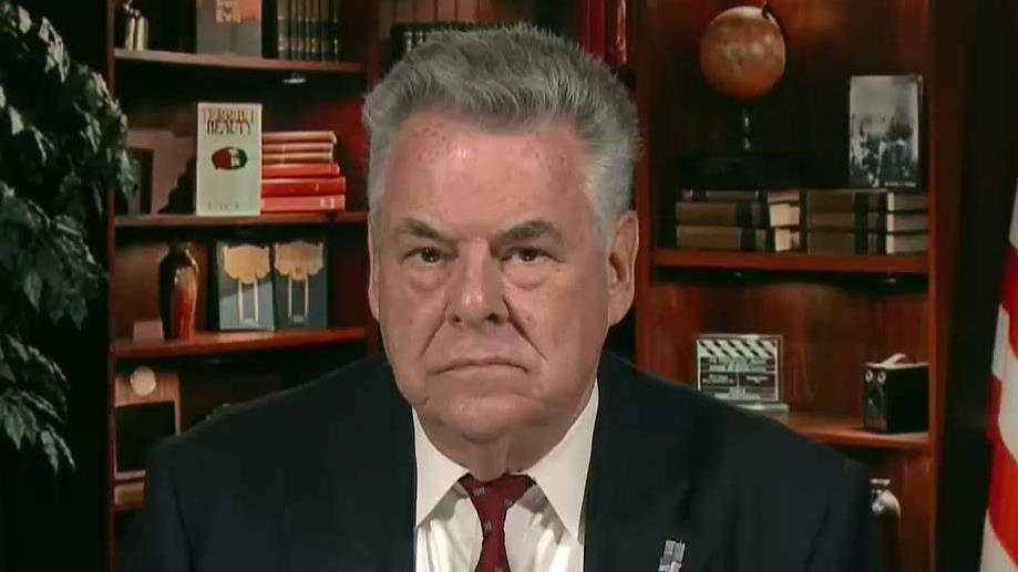 Rep. Peter King: Why was the Russia investigation started in the first place?