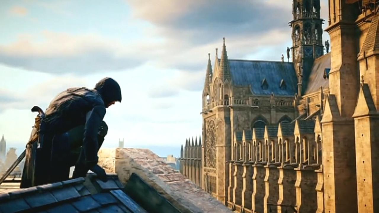 Westlake Legal Group 694940094001_6028032658001_6027988262001-vs How 'Assassin's Creed' could help rebuilding efforts at Notre Dame fox-news/tech fox-news/newsedge fox news fnc/tech fnc David Nath d47e093f-354f-55f1-a884-fd164e0c6cdb article