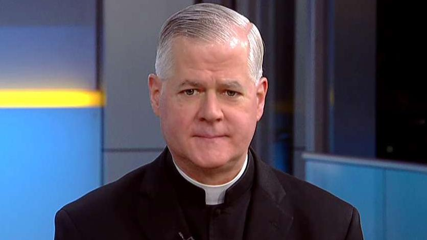 Rev. Gerald Murray on deadly Easter Sunday attacks in Sri Lanka