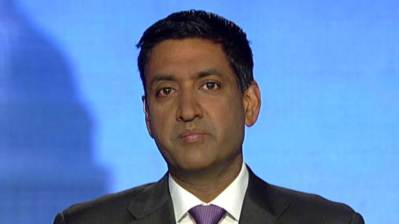 Rep. Ro Khanna details Democrat conference call on party's response to Mueller report