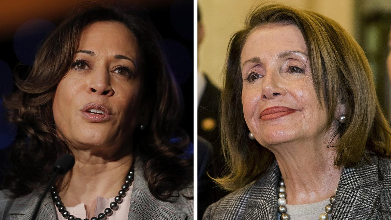 Some 2020 Democratic candidates voice support for impeachment as Pelosi urges caution