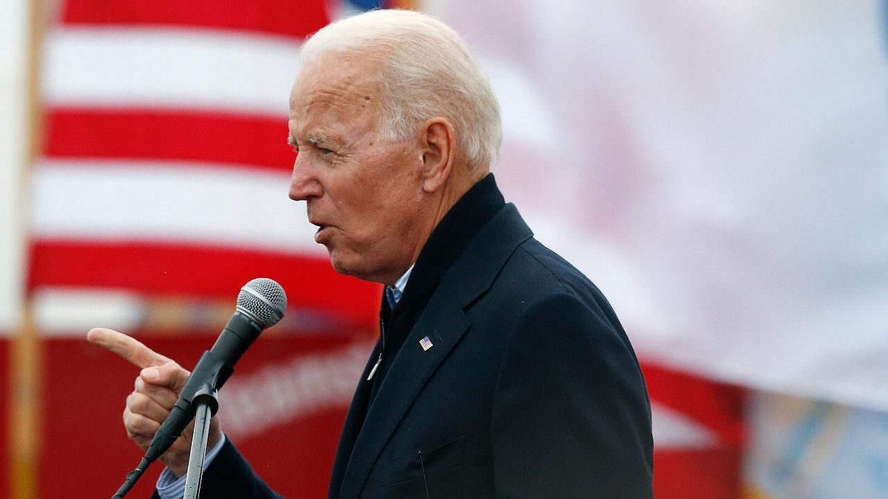 Ready, set, Joe? Biden set to enter 2020 presidential race