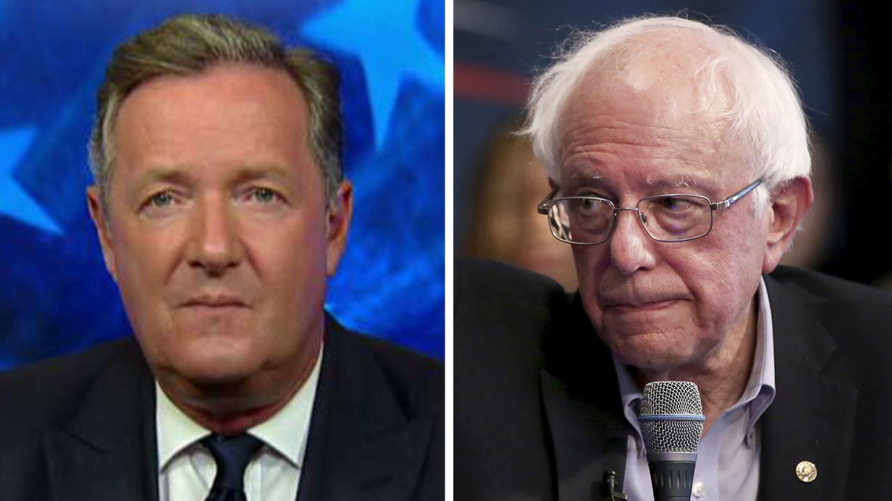 Westlake Legal Group 694940094001_6029240092001_6029240946001-vs Piers Morgan on Bernie Sanders wanting felons to vote: 'This is madness!' Victor Garcia fox-news/topic/fox-news-flash fox-news/politics/2020-presidential-election fox-news/person/bernie-sanders fox news fnc/politics fnc article 0e2baff9-df43-5574-9ad8-d5dd07b697d4