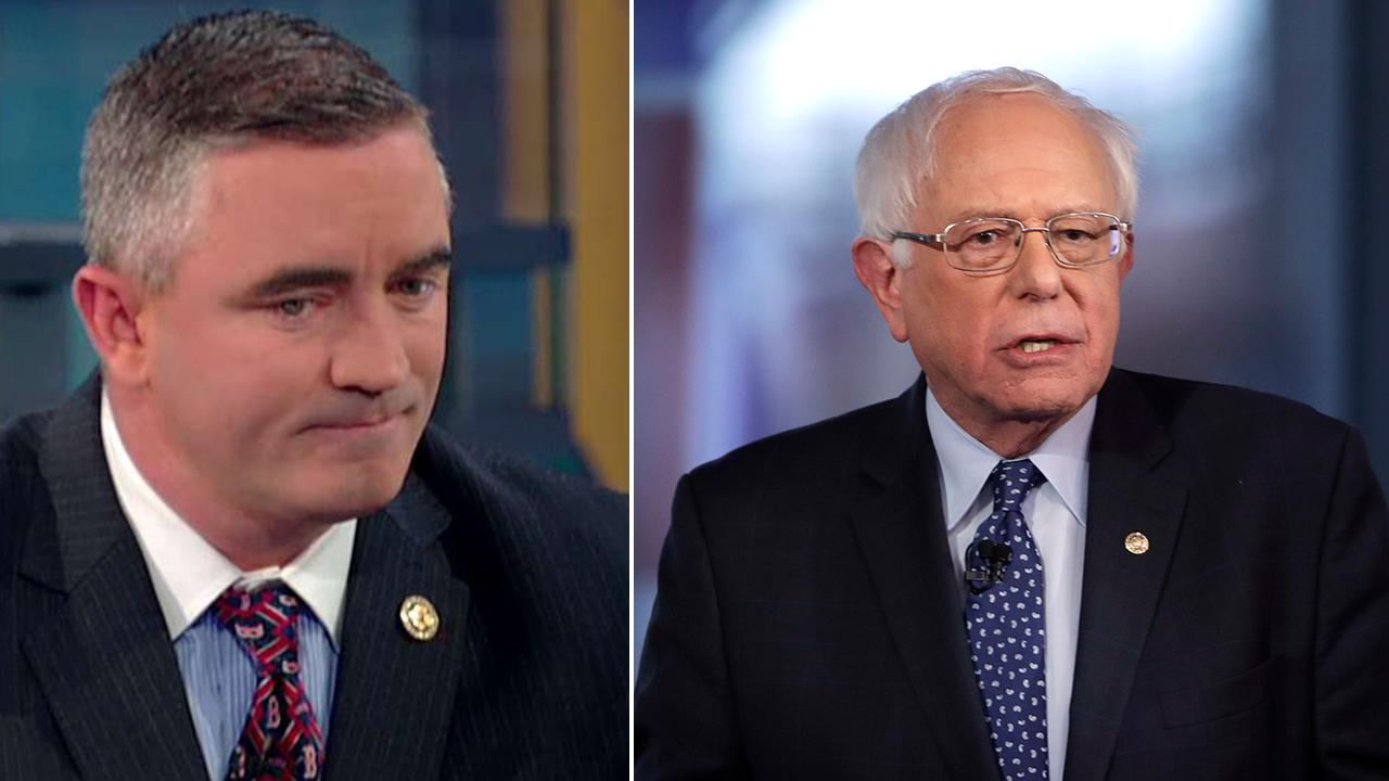 Boston Marathon first responder reacts to Bernie's 'ridiculous' defense of bomber's voting rights