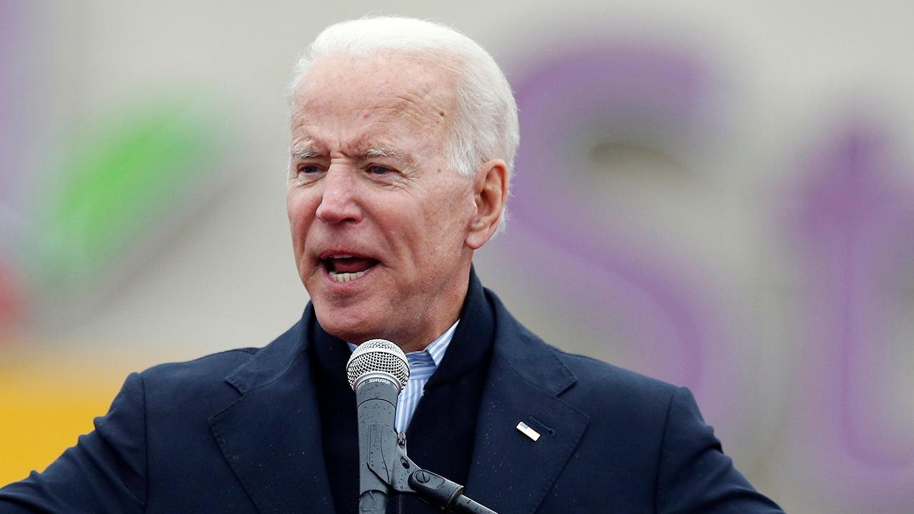 Joe Biden leads 2020 Democratic presidential polls but will he live up to voters' expectations?