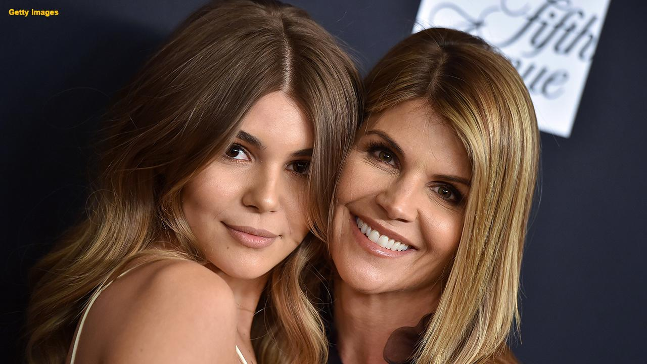 Loughlin, Olivia Jade determine amid college admissions scandal