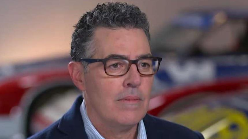 Adam Carolla says he finds freedom 'in not caring' what people think of him