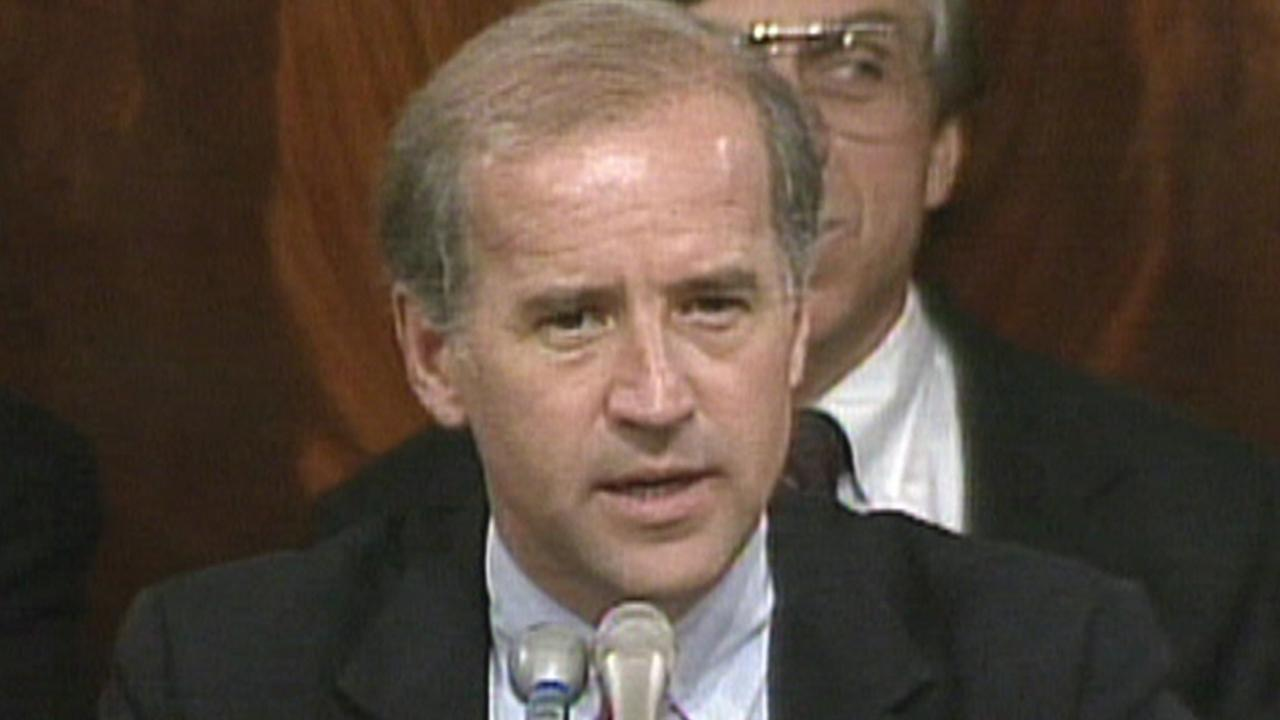 Will Anita Hill hearing, 1994 crime bill come back to haunt Joe Biden in 2020?