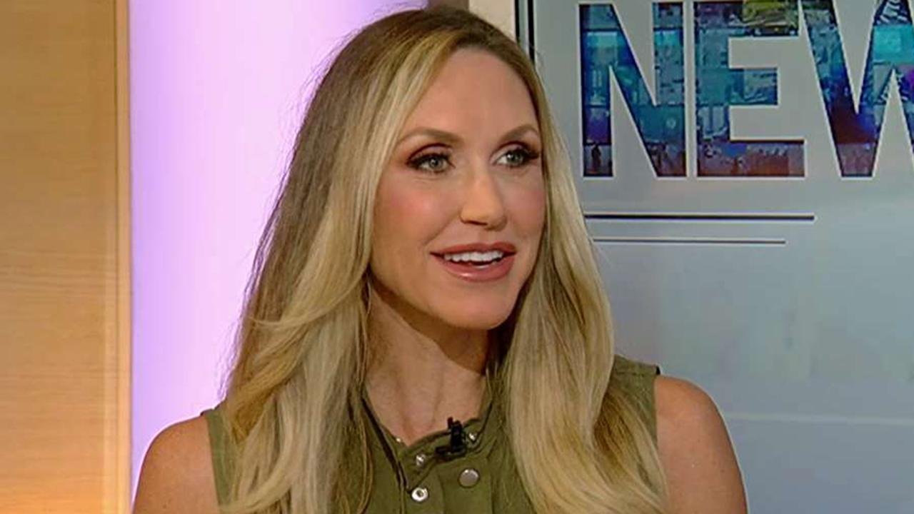 Lara Trump: Biden 'among a sea of other candidates trying to out Bernie one another'