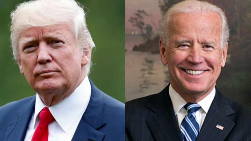 Trump assesses 2020 Dems; takes swipes at Biden, Sanders; dismisses Harris, O'Rourke; says he's rooting for Buttigieg