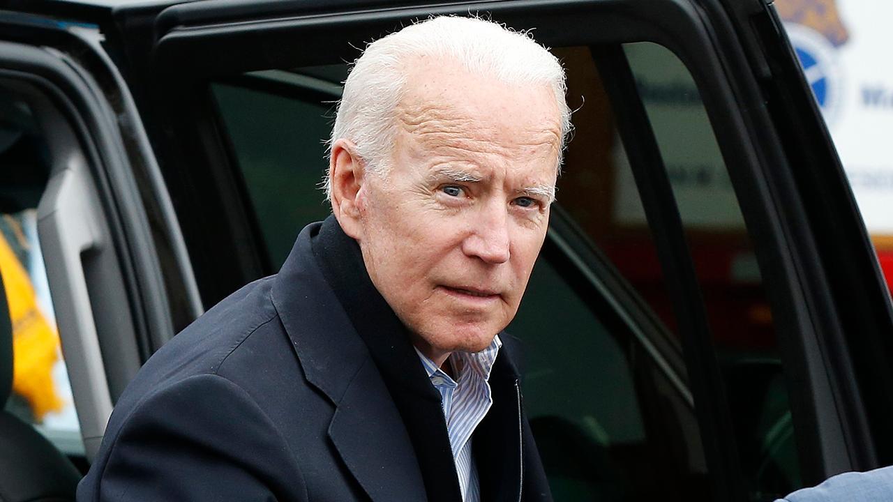 Former Vice President Joe Biden formally announces 2020 presidential run