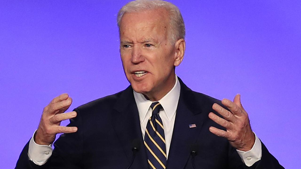 Can Joe Biden compete against a far-left 2020 Democratic field?
