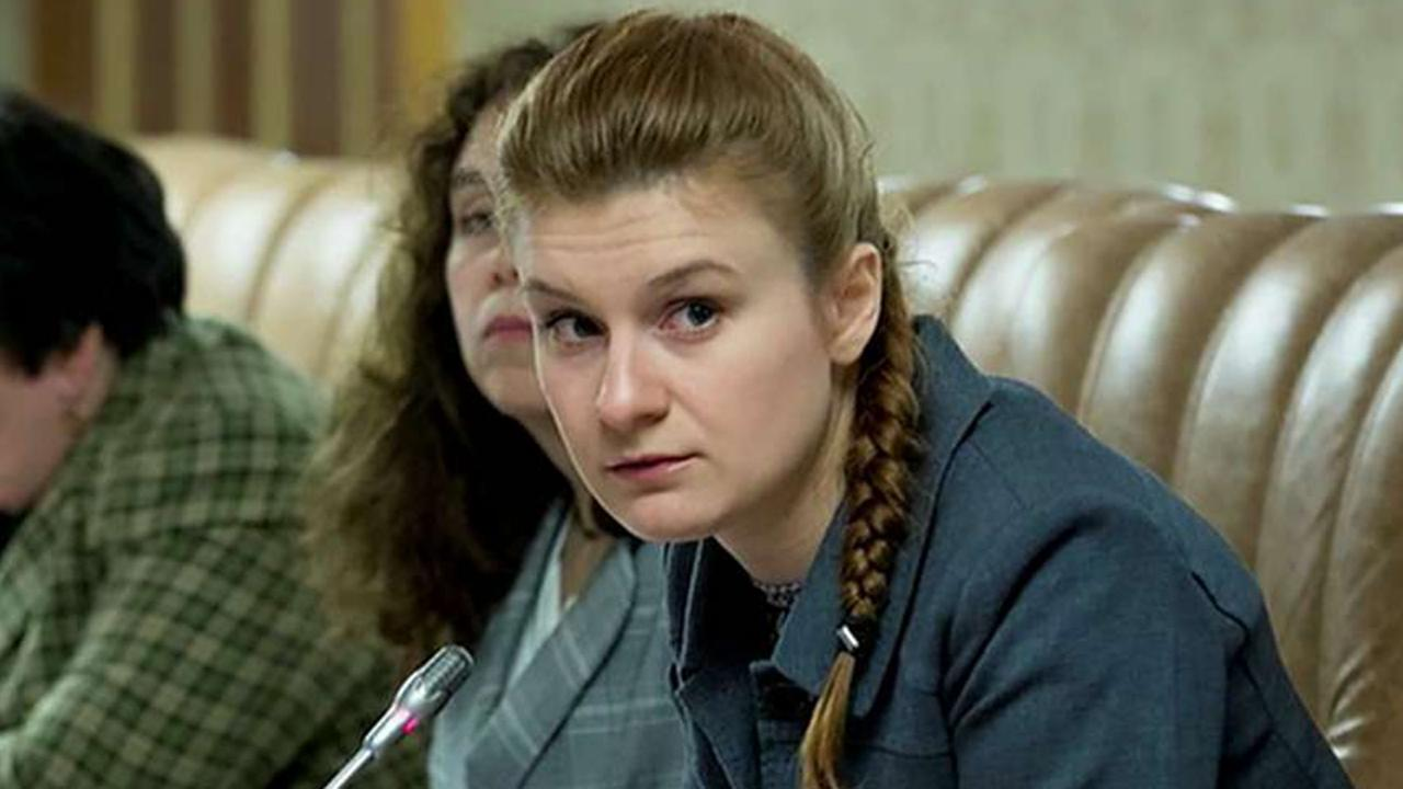 Russian agent Maria Butina sentenced to 18 months with credit for time served