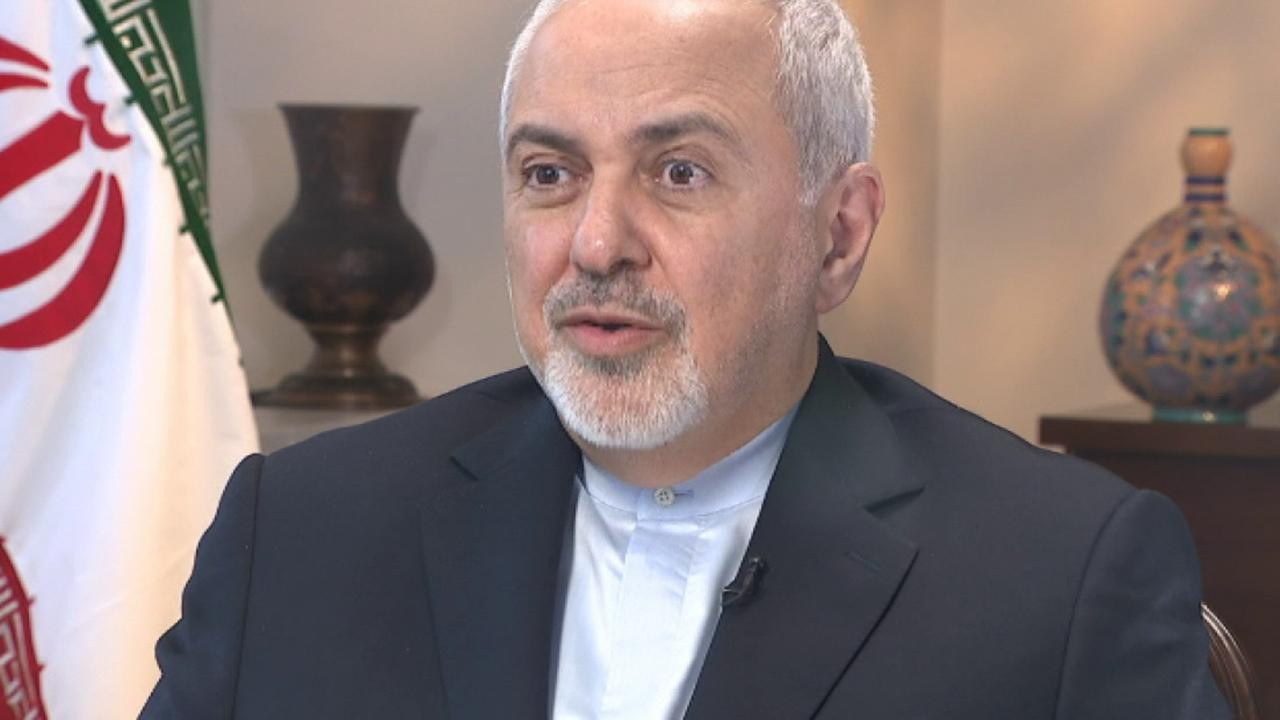 Iran's Foreign Minister Zarif says group of US and Mideast officials are trying to drag the US into conflict with Iran