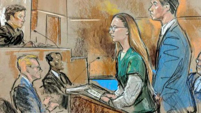 Russian agent Maria Butina's attorney claims she did nothing wrong