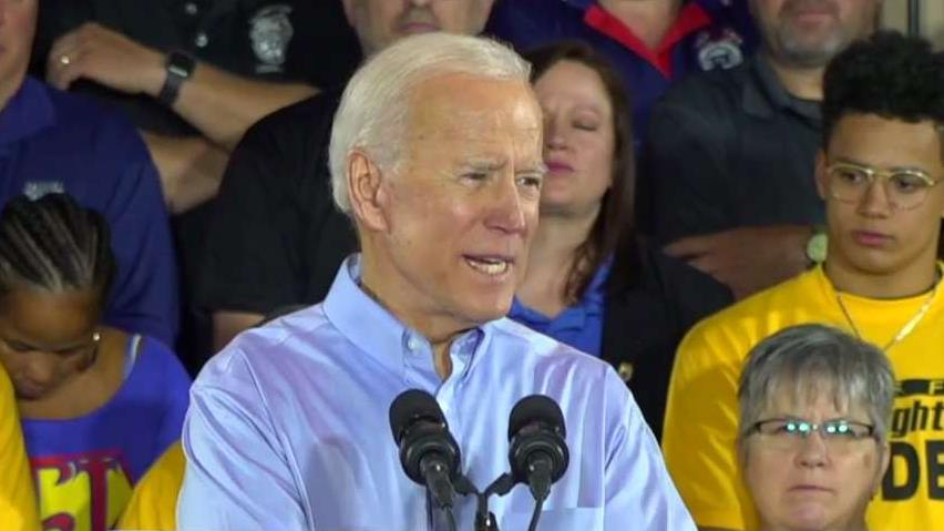 Biden: We do better when we act as one America