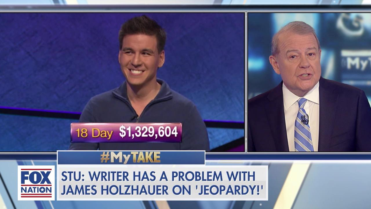 Why 'Jeopardy!' champ James Holzhauer made a low wager on