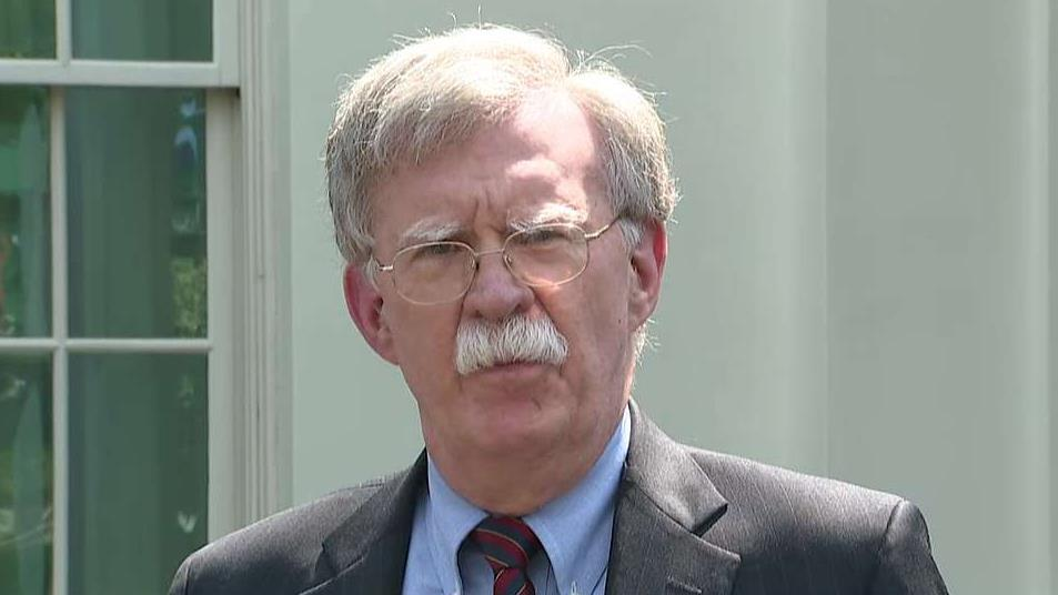 John Bolton: US fully supports efforts by Venezuelan people to reclaim their freedom