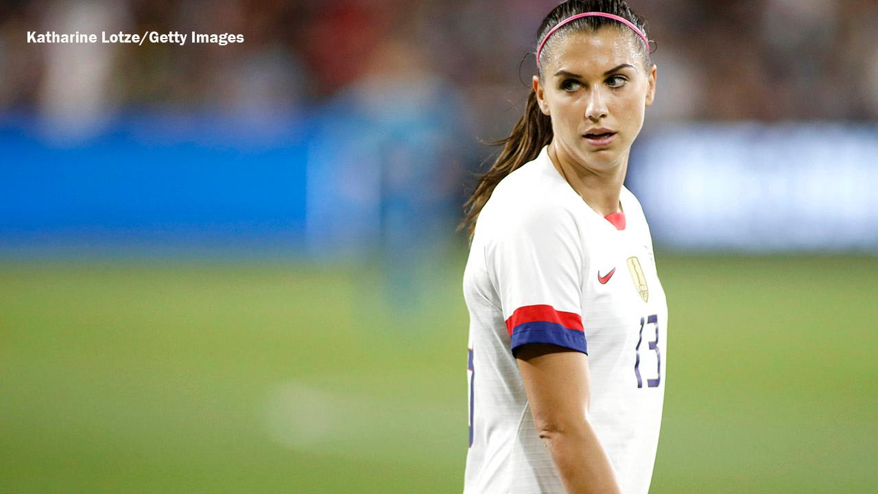 U.S. Women's Soccer star Alex Morgan on the fight for pay parity