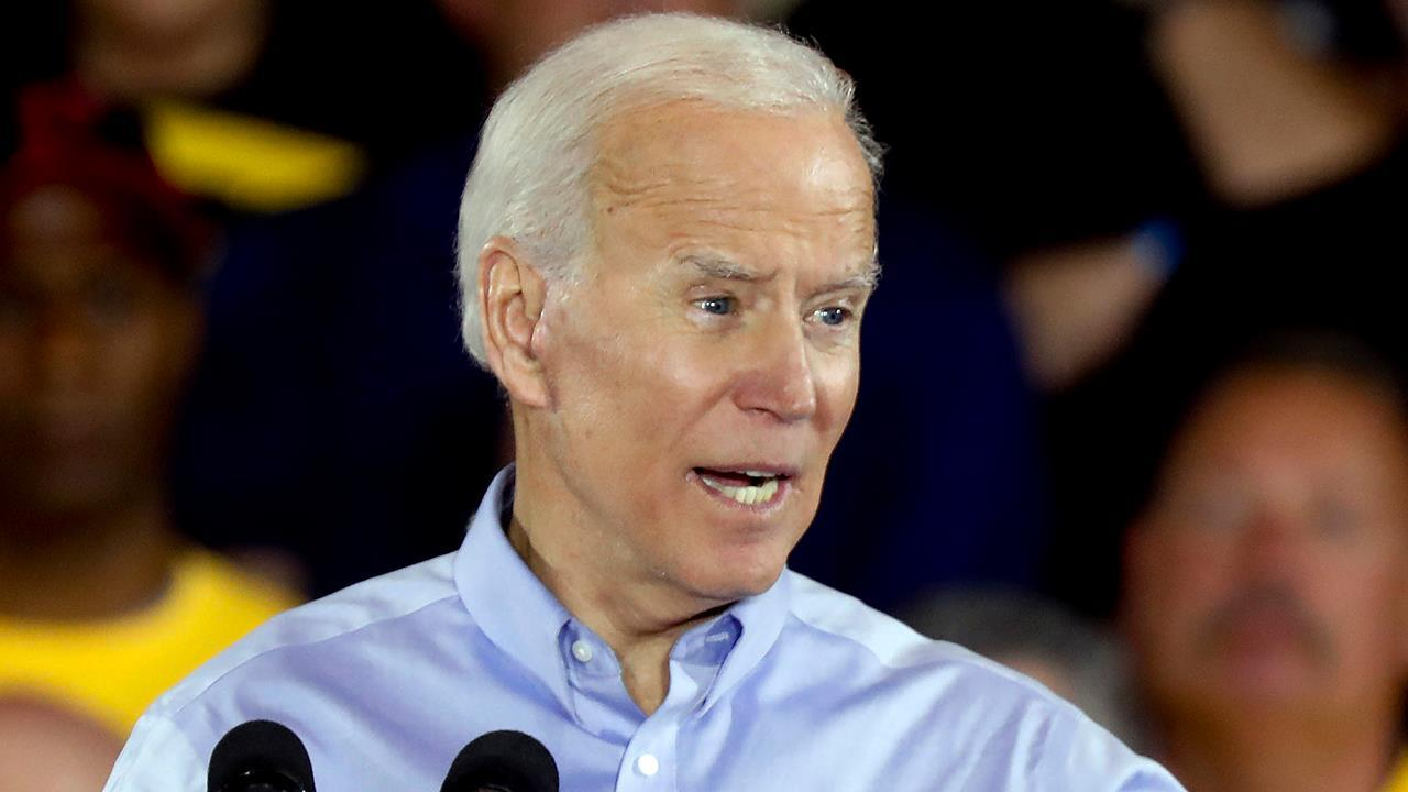 Westlake Legal Group 694940094001_6031664662001_6031665162001-vs Vintage Biden clip resurfaces showing him falsely claiming he was in 'top half of my class' in law school Lukas Mikelionis fox-news/politics/2020-presidential-election fox-news/person/joe-biden fox news fnc/politics fnc article 9dffed28-08f9-5587-bb3e-3730d3bf6522
