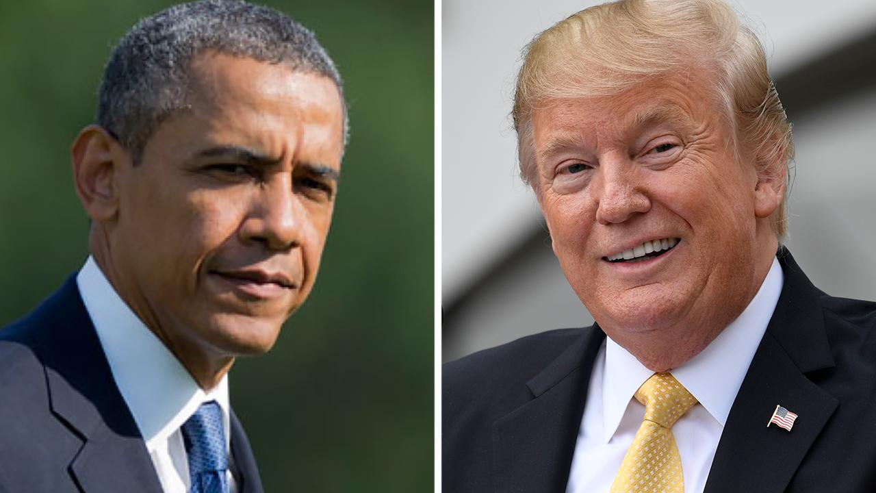 Democrats claim Obama set up Trump for a booming economy