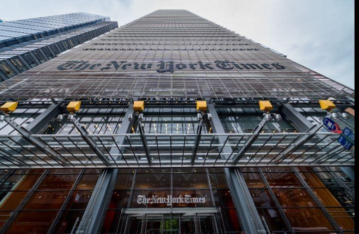 'The New York Times' will take 'disciplinary steps' against the production editor who published the anti-Semitic cartoon