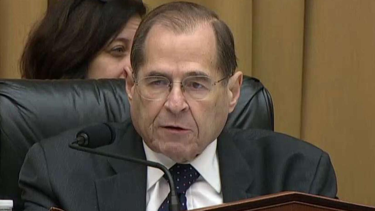 Rep. Nadler: We need to stand up to Trump's attempts to render Congress inert