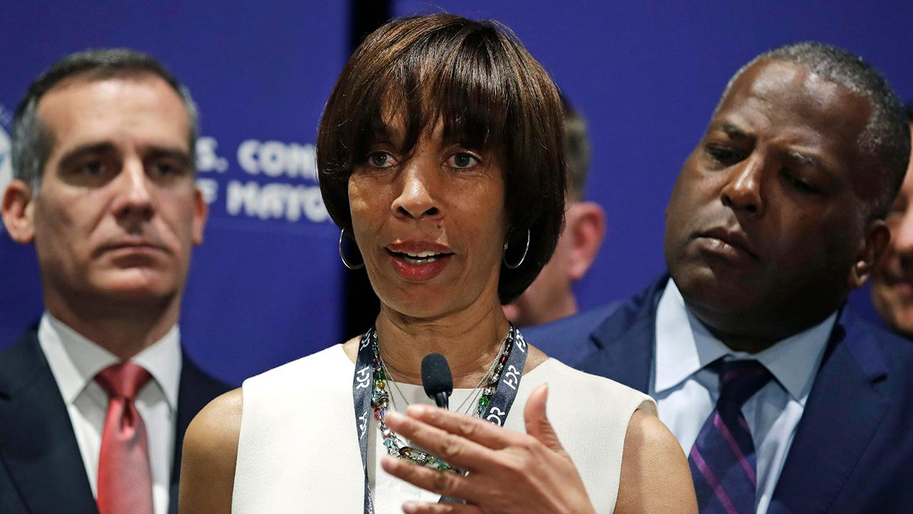 Report: Baltimore Mayor Catherine Pugh intends to resign