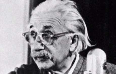 New insights into Albert Einstein revealed in rare recording